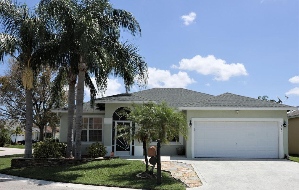 Home for sale in Fairway Isles Greenacres Florida