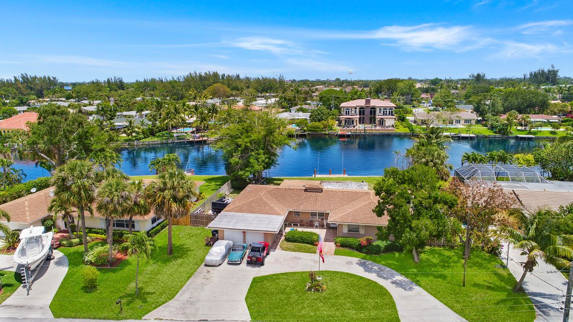 Home for sale in Lake Clarke Shores West Palm Beach Florida