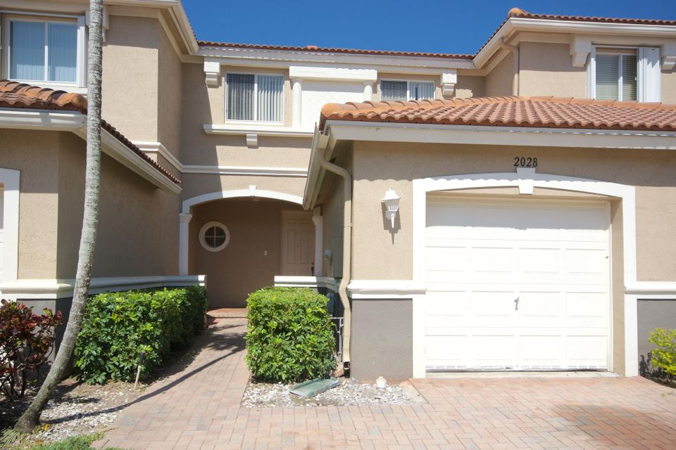 Home for sale in Thousand Oaks At Congress Riviera Beach Florida
