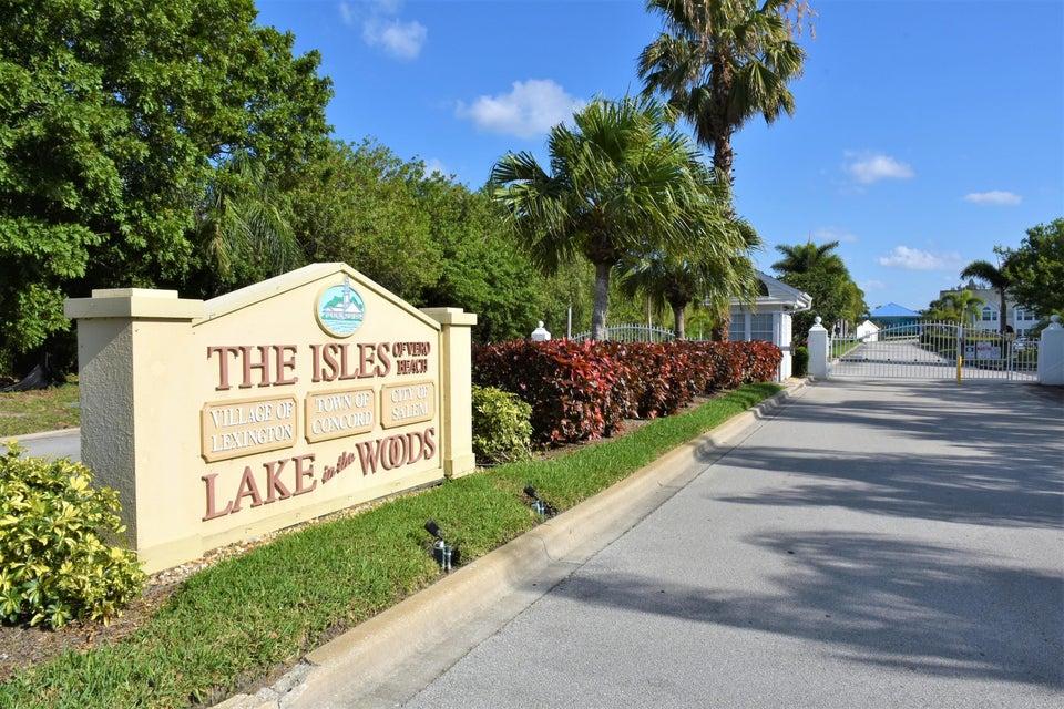 1845 Waterford Drive, 6 - Vero Beach, Florida
