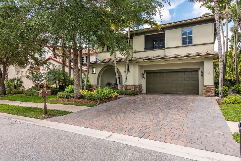 1907 Flower Drive , Palm Beach Gardens FL 33410 is listed for sale as MLS Listing RX-10430483 49 photos