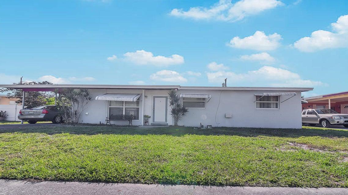 1856 Violet Avenue  West Palm Beach, FL 33415