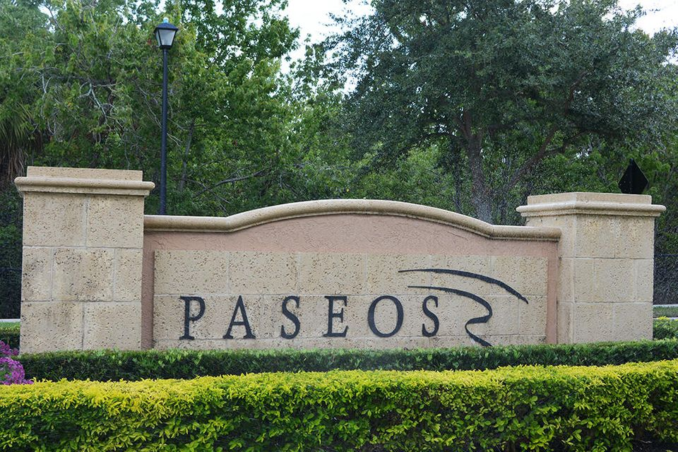PASEOS HOMES FOR SALE