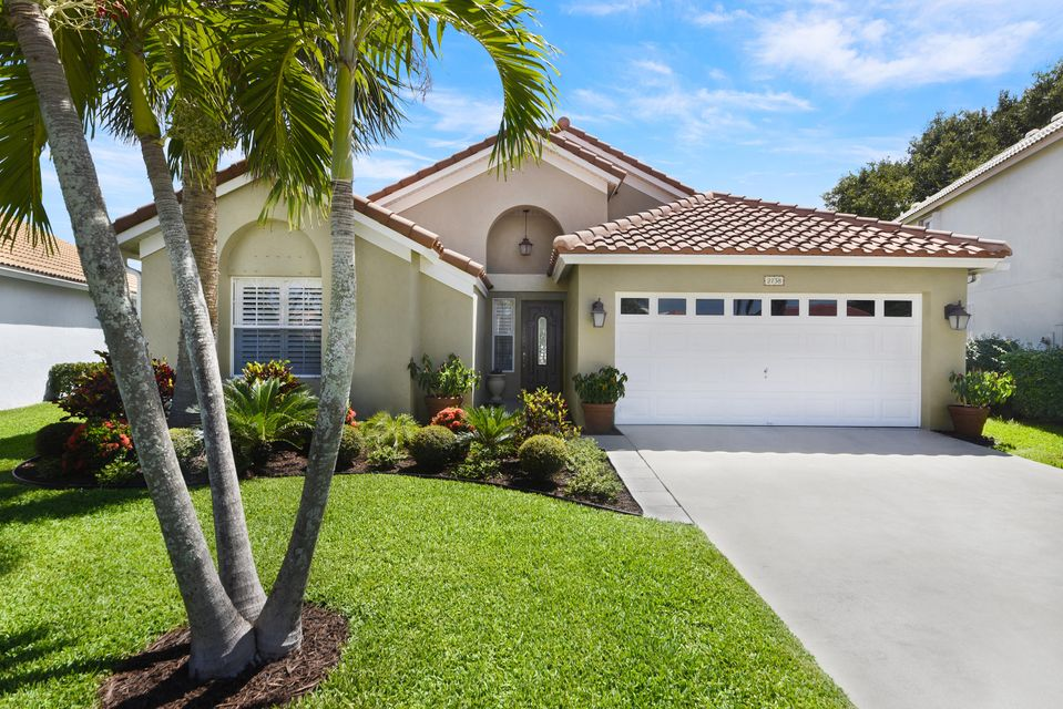 2738 Linkside Drive  Wellington, FL 33414