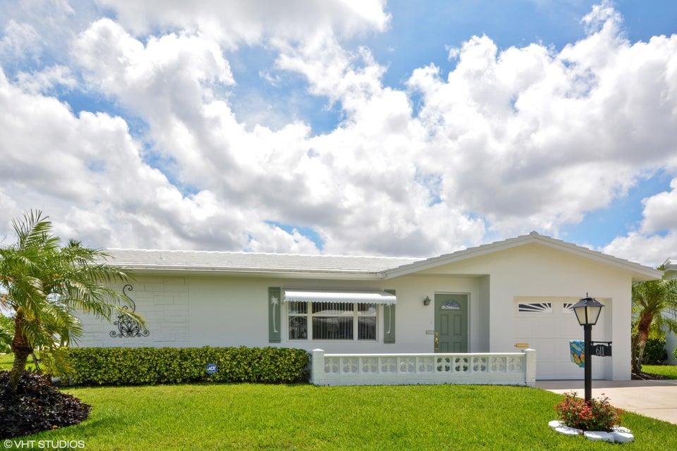 611 SW 20th Street  Boynton Beach FL 33426