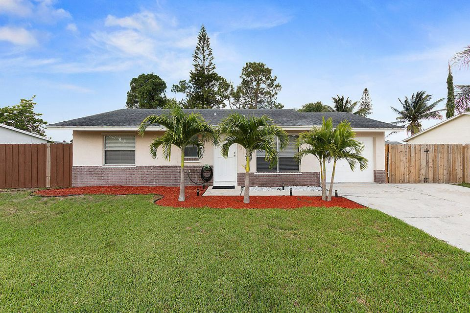 Home for sale in CONCEPT HOMES OF LANTANA 3 Lake Worth Florida