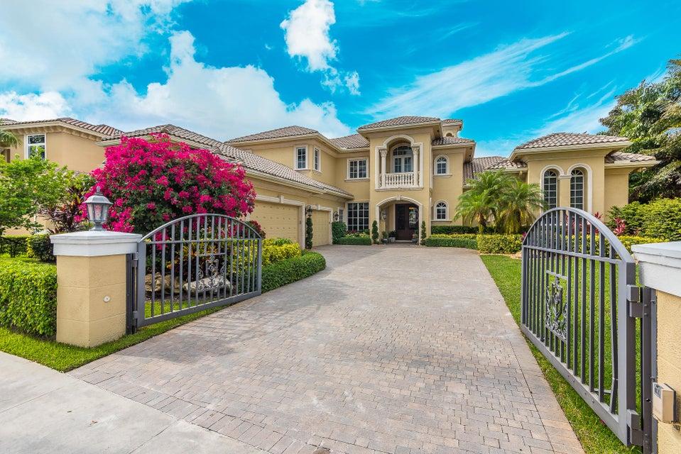 17122  Avenue Le Rivage, Boca Raton in Palm Beach County, FL 33496 Home for Sale