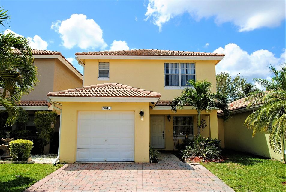 3410 Commodore Court  West Palm Beach, FL 33411