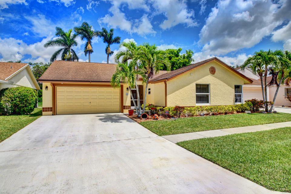 Home for sale in Loggers Run, Country Landing Sec Two Boca Raton Florida