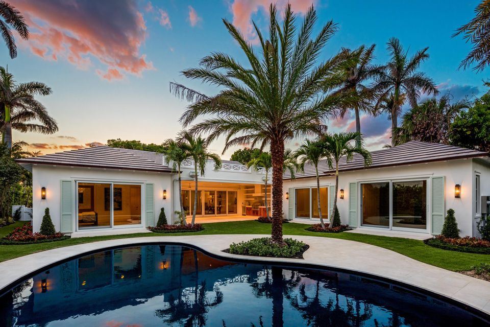 3133  Polo Drive , Gulf Stream FL 33483 is listed for sale as MLS Listing RX-10431600 photo #1