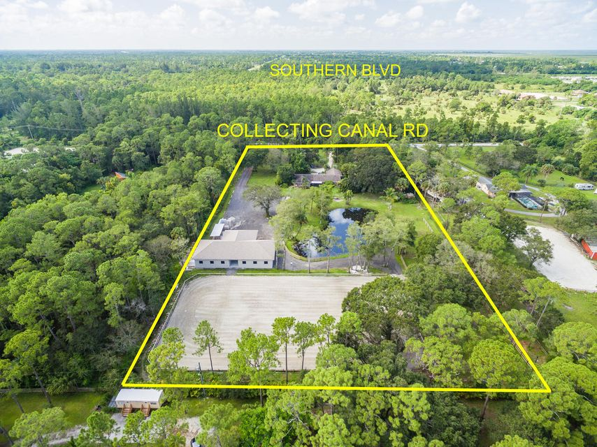 New Home for sale at 15161 Collecting Canal Road in Loxahatchee Groves
