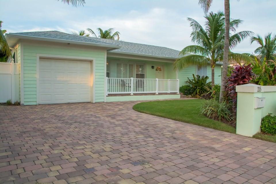 215 Inlet Way - Palm Beach Shores, Florida