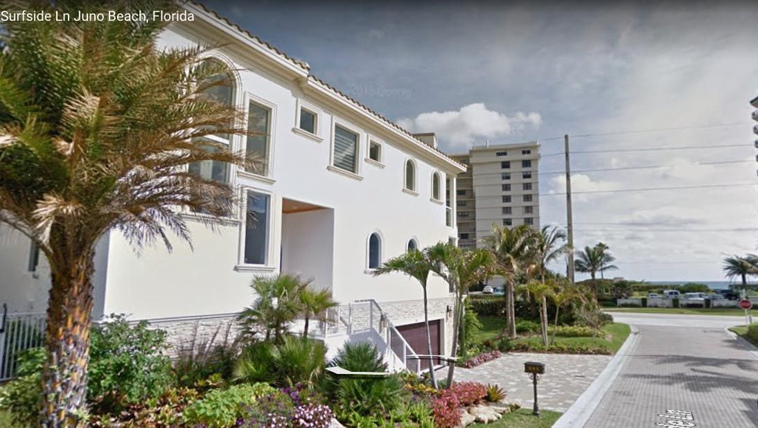 New Home for sale at 441 Surfside Lane in Juno Beach