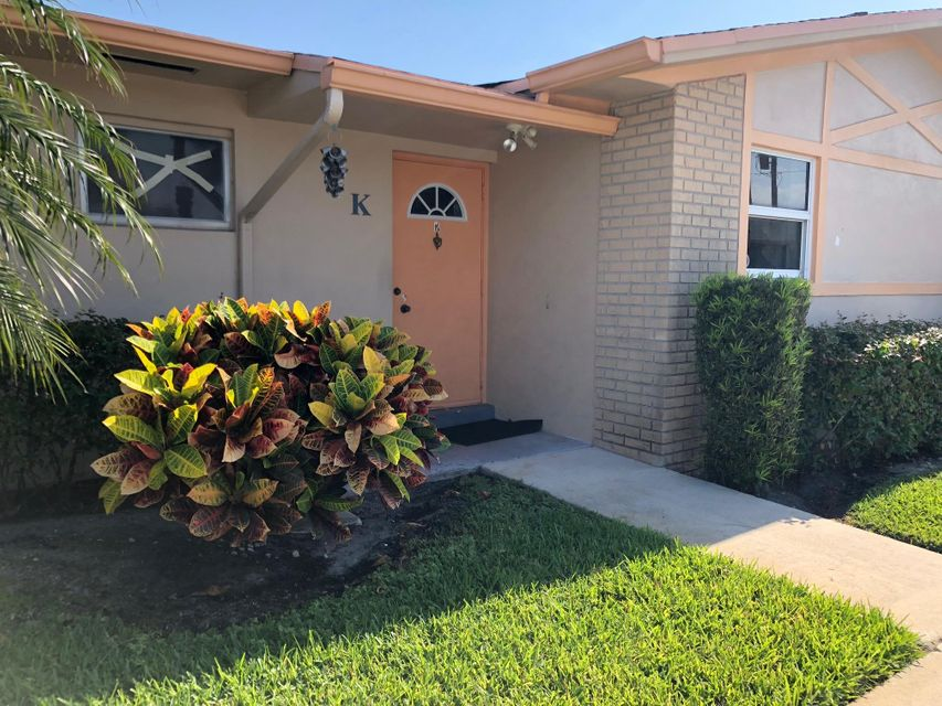Home for sale in Cresthaven Villas West Palm Beach Florida