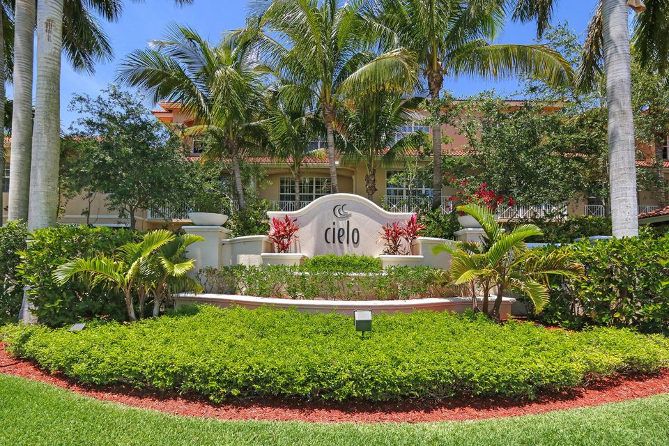 Cielo-Cielo Twnhms At Shops Donald Ross Homes for sale in Palm Beach ...