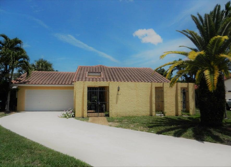 7414 Silver Woods Court  Boca Raton FL 33433