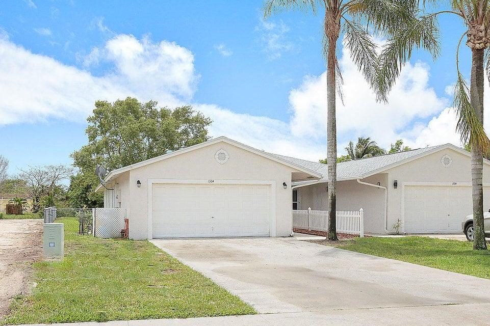136 Sparrow Drive A  Royal Palm Beach, FL 33411