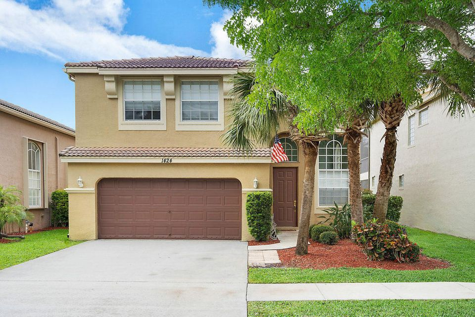 1424 Briar Oak Drive Royal Palm Beach, FL 33411 photo 1