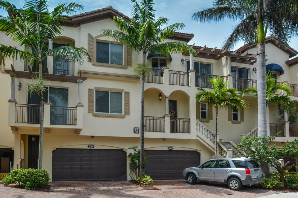 Home for sale in Waterside Boynton Beach Florida