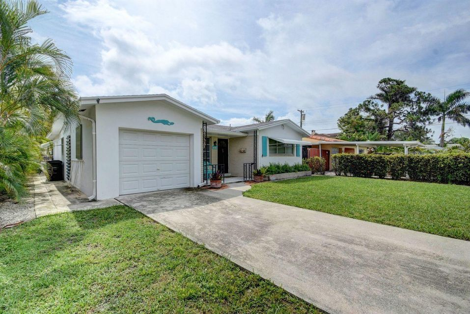 Home for sale in LAKE WORTH TOWN OF ADD 1; South Palm Park Lake Worth Florida