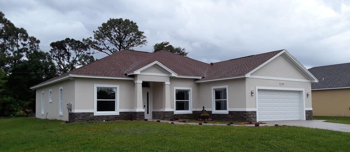 Photo of 1220 SW Jacqueline Avenue, Port Saint Lucie, FL 34953