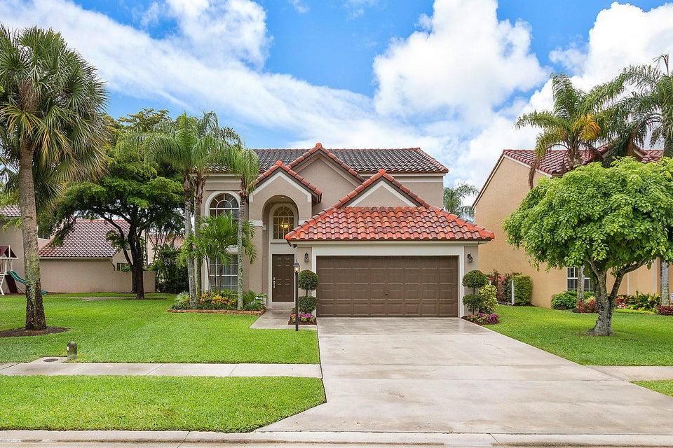 Home for sale in Villaggio Boca Raton Florida