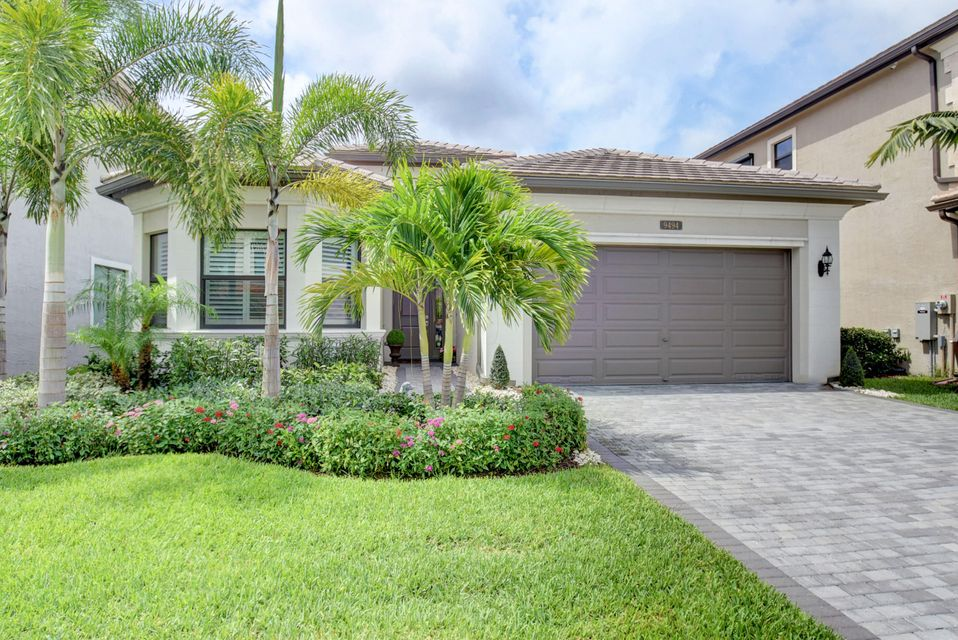 Seven Bridges - Newbury home 9494 Eden Roc Court Delray Beach FL 33446