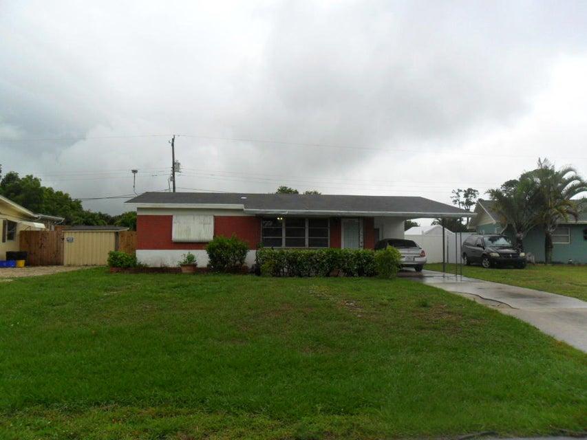4208 Kivey Drive  Lake Worth FL 33461
