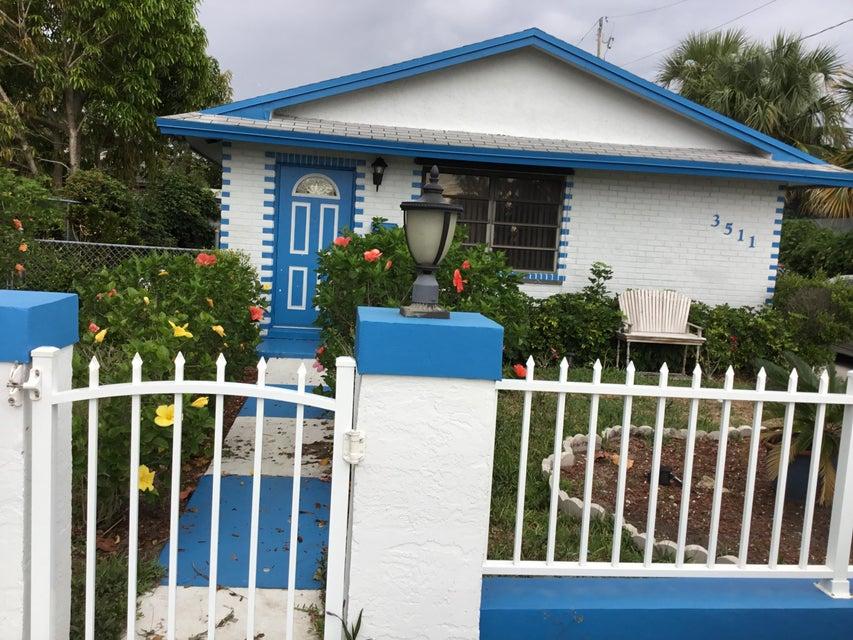 Home for sale in RAIN-BOW GARDENS Riviera Beach Florida