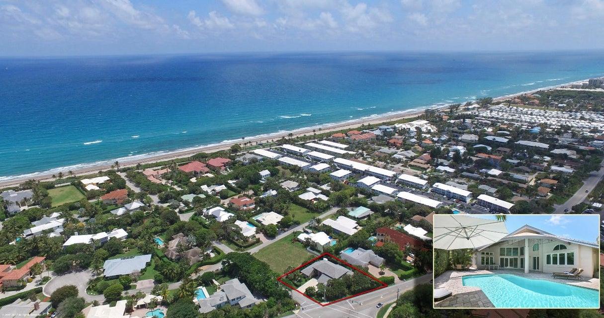 1 Beachway Drive  Ocean Ridge FL 33435