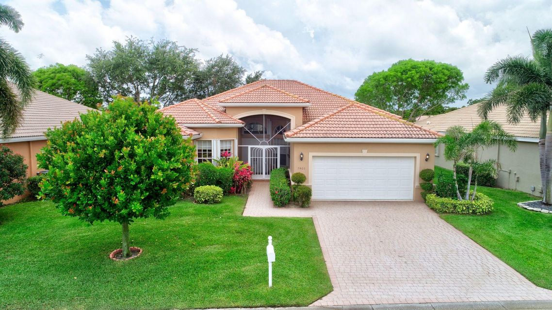 Villa Borghese home 7460 Viale Michelangelo Delray Beach FL 33446