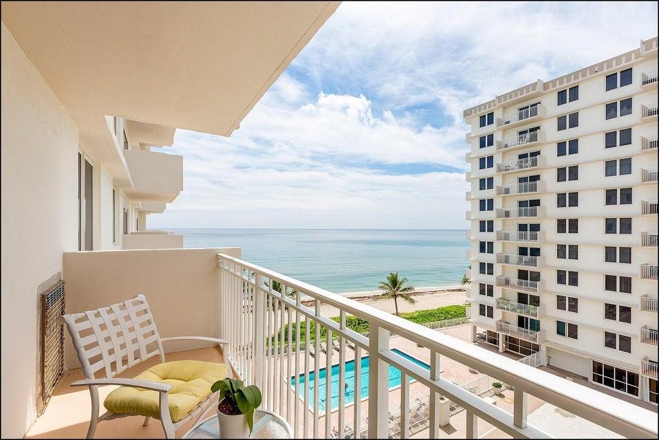 3215 S Ocean Boulevard 507  Highland Beach FL 33487