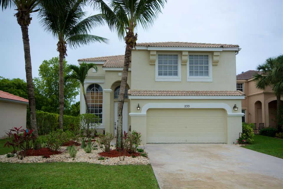 Home for sale in Saratoga Lakes At Madison Green Royal Palm Beach Florida