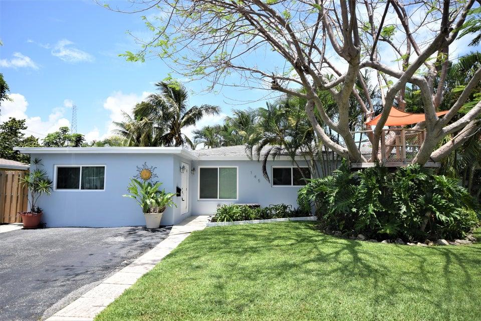 145 NE 21st Street, Boca Raton in Palm Beach County, FL 33431 Home for Sale