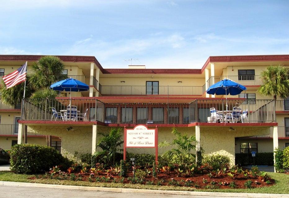 9233 SW 8th Street 207  Boca Raton FL 33428