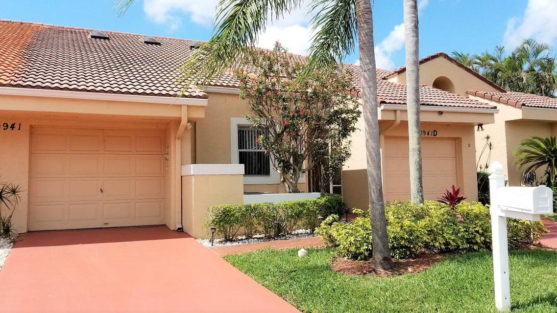 10941 Lakemore Lane C  Boca Raton FL 33498