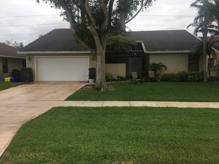 7833  San Marcos Place, Boca Raton in Palm Beach County, FL 33433 Home for Sale