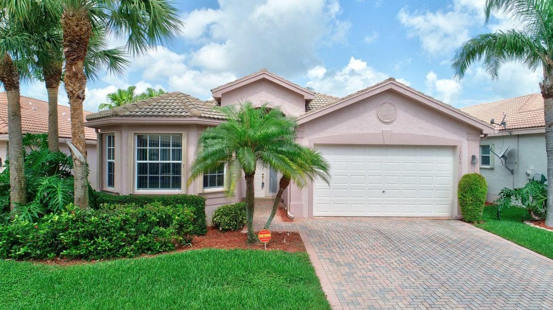 VALENCIA FALLS home 13055 Isabella Terrace Delray Beach FL 33446
