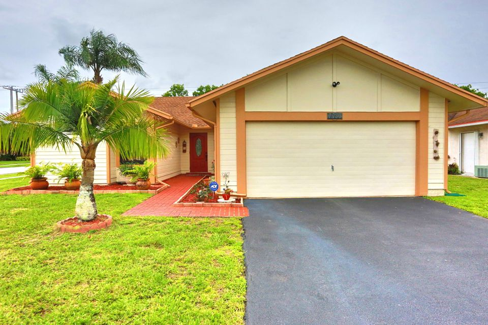 Home for sale in COUNTRYWOOD 1 Lake Worth Florida
