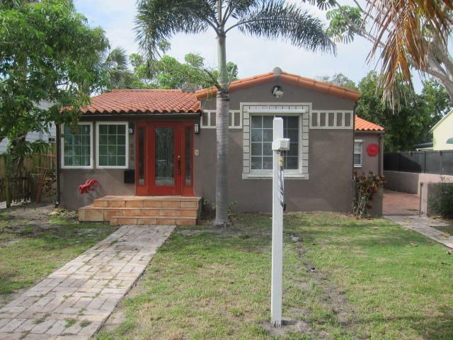 Home for sale in Northboro Park Hist West Palm Beach Florida