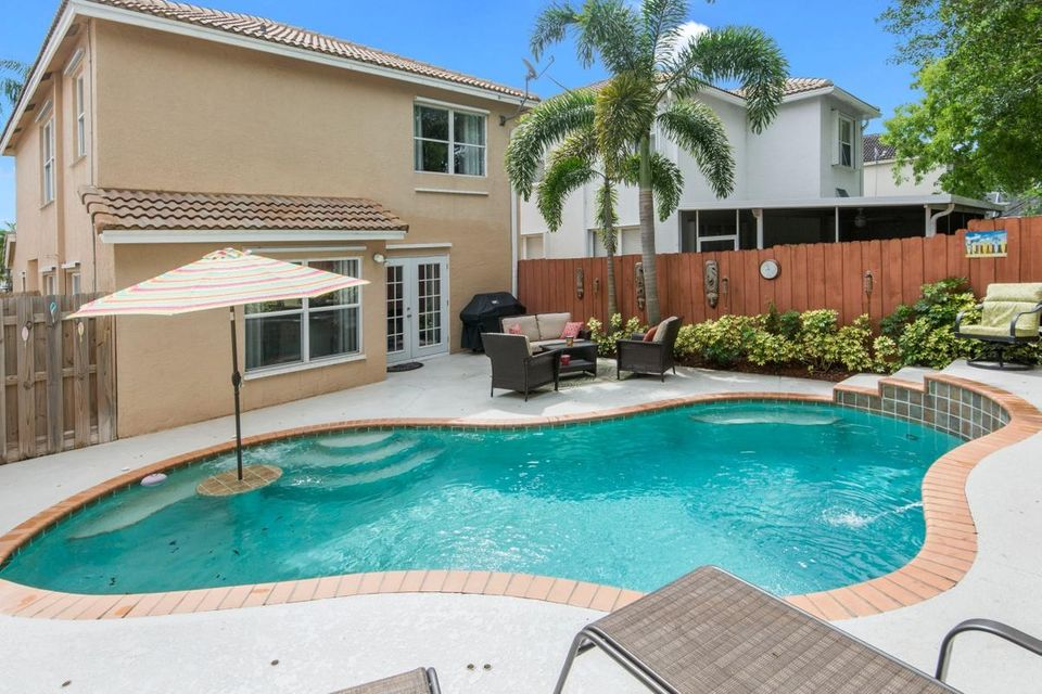 Home for sale in CHARLESTON SHORES Lake Worth Florida