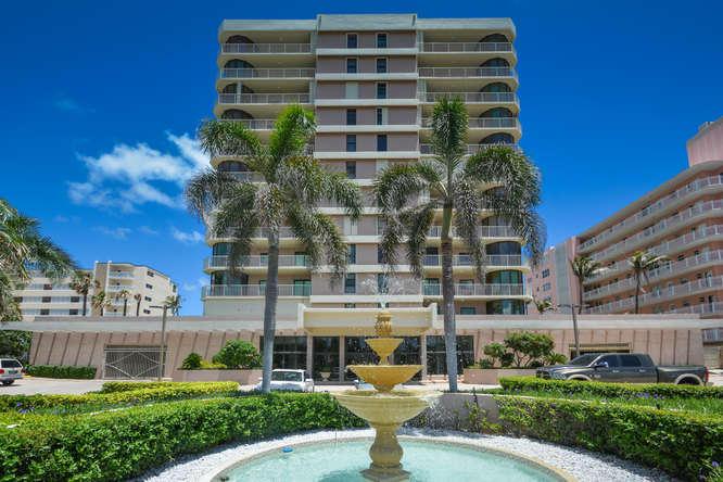 2917 S Ocean Boulevard 505 , Highland Beach FL 33487 is listed for sale as MLS Listing RX-10434886 33 photos