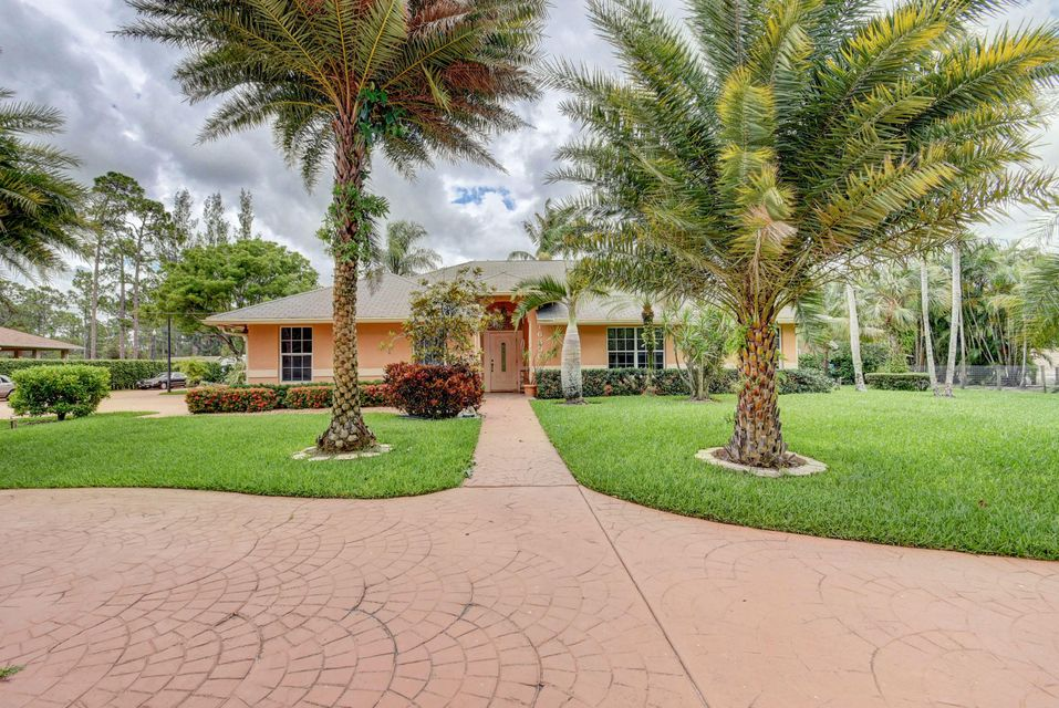 Home for sale in Acerage Loxahatchee Florida
