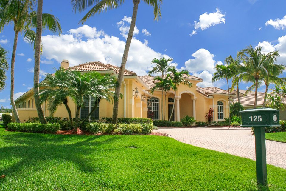 125 Brookhaven Court  Palm Beach Gardens FL 33418