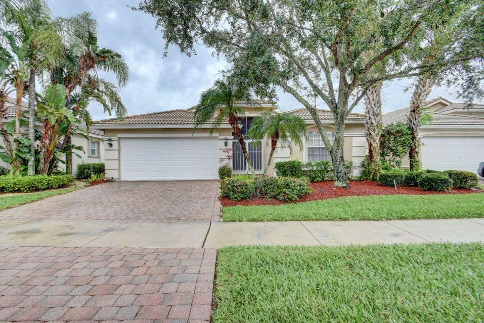 Bellaggio home 9534 Taormina Street Lake Worth FL 33467
