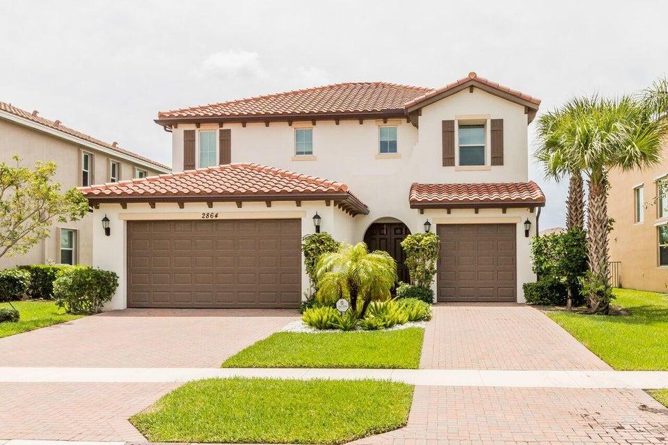 2864 Bellarosa Circle - Royal Palm Beach, Florida