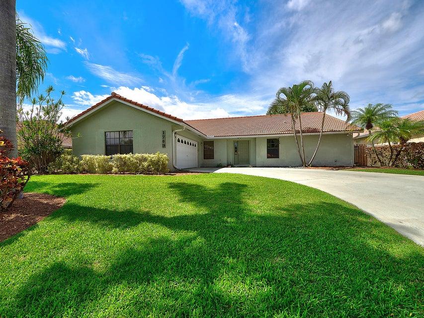 1709 Pierce Drive  Lake Worth, FL 33460
