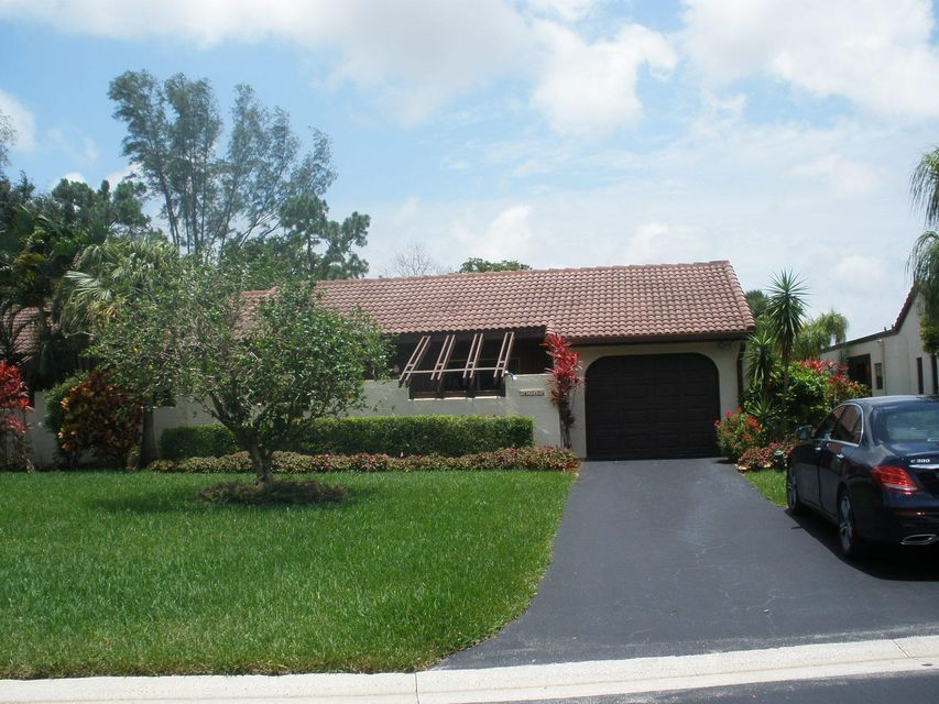 Home for sale in GLADES OF BOCA LAGO Boca Raton Florida