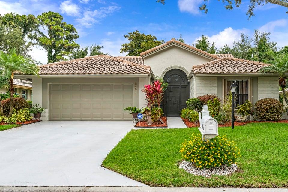 Home for sale in Palm Shores Boynton Beach Florida