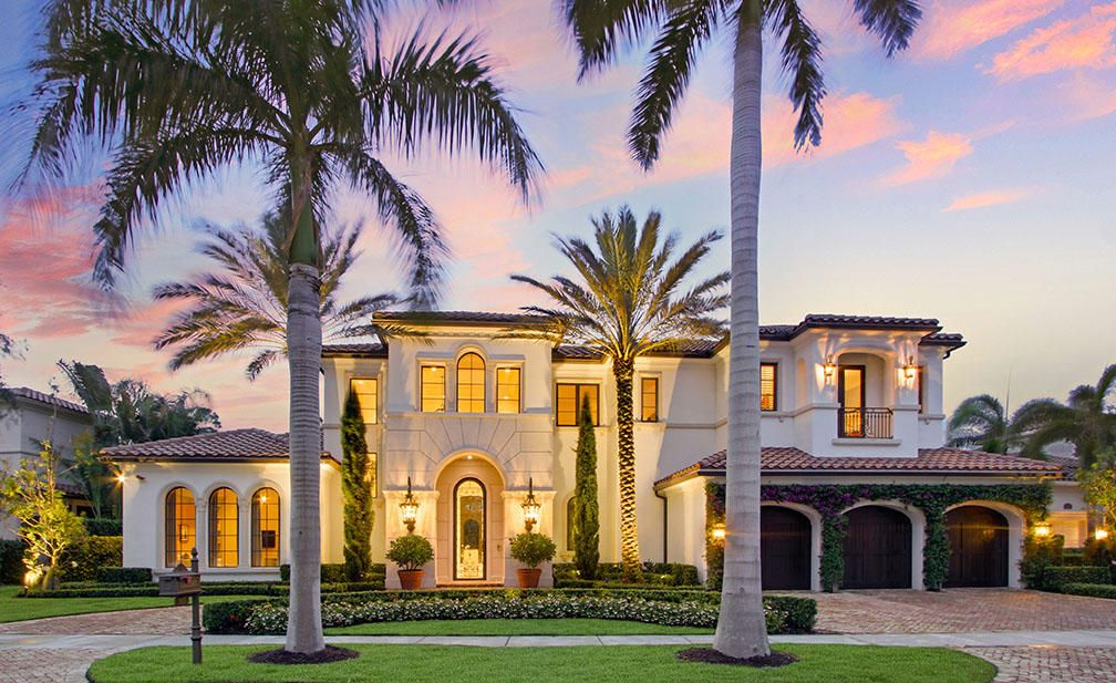 New Home for sale at 215 Via Palacio  in Palm Beach Gardens